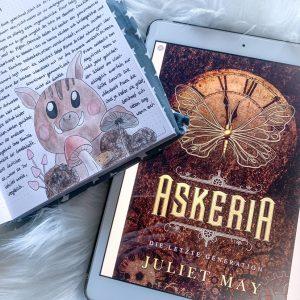 Legend_of_Bookworm auf ihrem Blog: