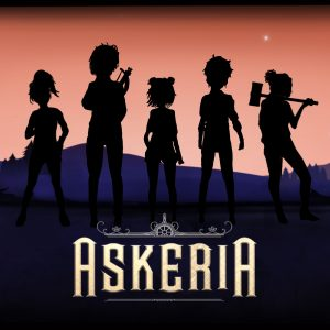 Banner / Silhouetten | Askeria